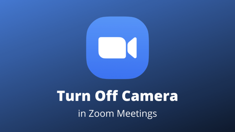 Turn Off Camera Zoom