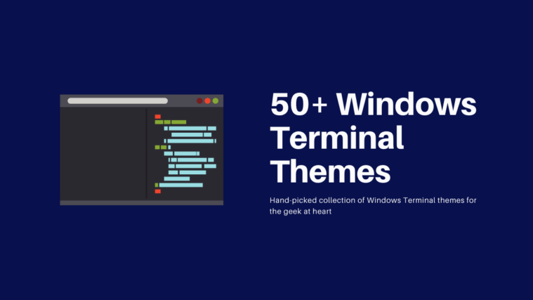 Windows Terminal Themes