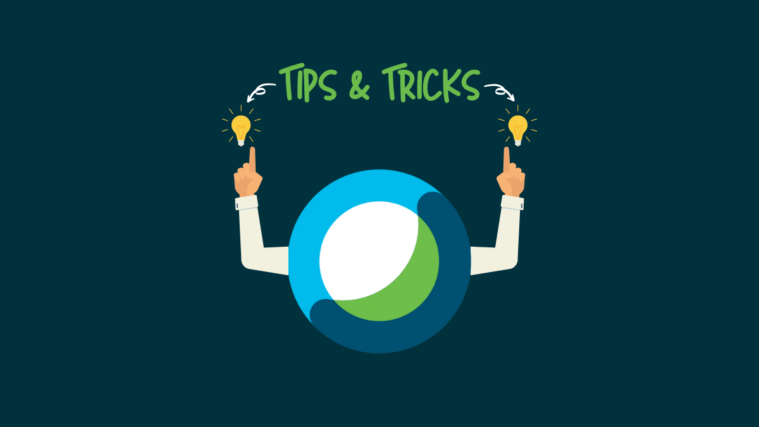 Webex Tips and Tricks