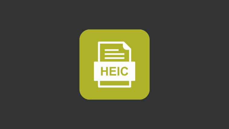 HEIC File Format